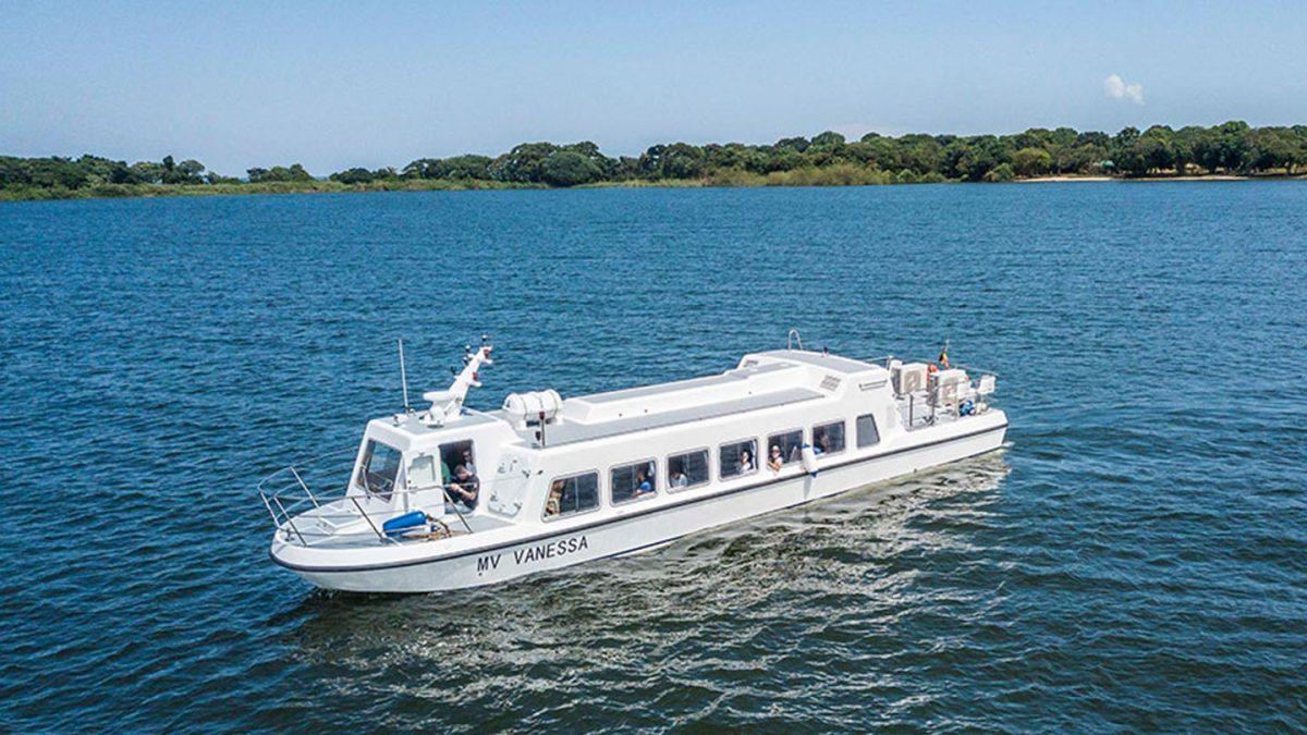 tour on lake victoria